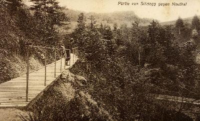 Guyer - Zeller- Weg Sillisegg - Weg