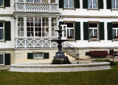 Brunnen Blumenau