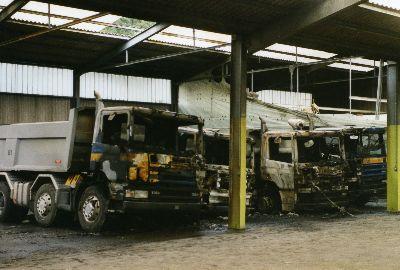 Feuerwehr Bauma: Brand FBB