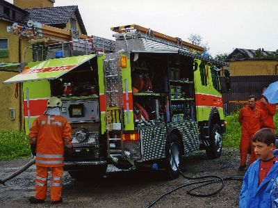 Feuerwehr Bauma: heute