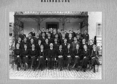 Konfirmation  1936