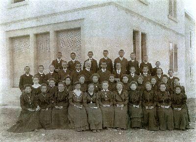 Konfirmation  1912