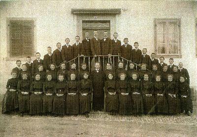 Konfirmation  1913