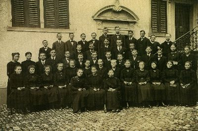 Konfirmation  1919