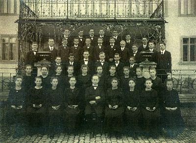 Konfirmation  1920