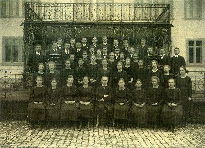 Konfirmation  1922