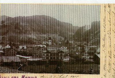 Bauma 1900