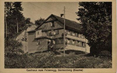 Sternenberg, Restaurant Felsenegg