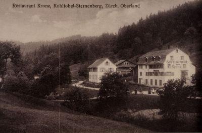 Sternenberg Restaurant Krone Kohltobel