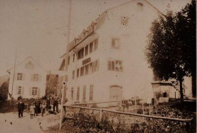Sternenberg, Restaurant Krone, Kohltobel