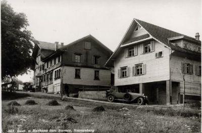 Kur- und Gasthaus z. Sternen, Sternenberg