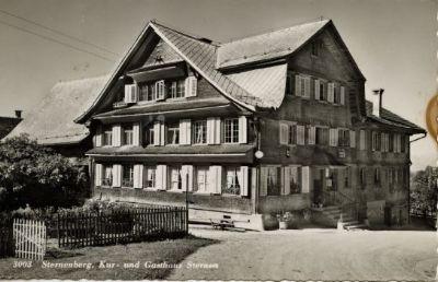 Gasthof Sternen Sternenberg