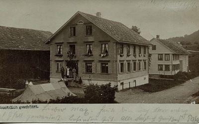 Gfell, Sternenberg Restaurant Wilhelm Tell