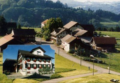 Gfell, Sternenberg: Restaurant Wilhelm Tell