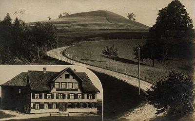 Gasthaus zum Kreuz Allenwinden, Au-Fischingen (Thurgau)