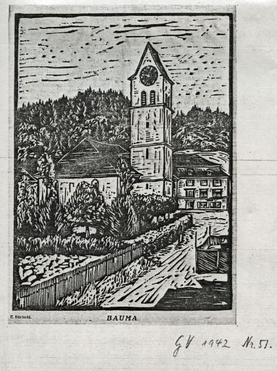 Kirche Bauma