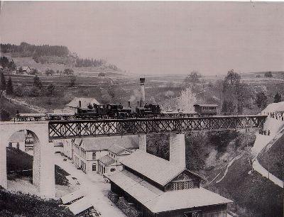 Brückenprobe im Neuthal