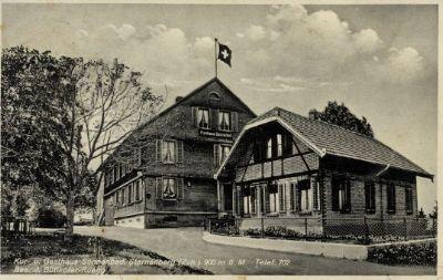 Kur- und Gasthaus Sonnenbad, Sternenberg