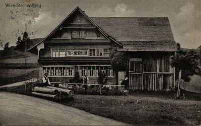 Turnerheim Wies - Sternenberg