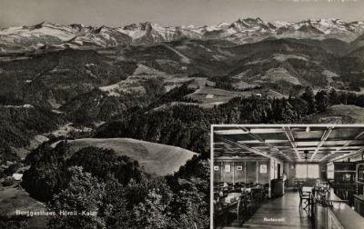 Berggasthaus Hörnlikulm