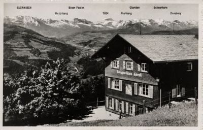 Berggasthaus Hörnlikulm: Die Rigi des Zürcher Oberlandes