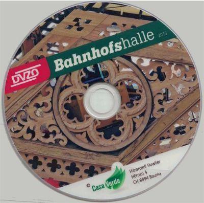 Video Bahnhofshalle Bauma