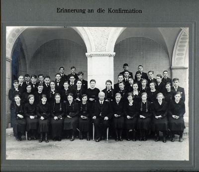 Konfirmation  1937