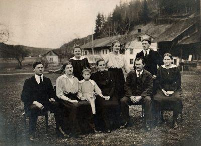 Familie Bosshard Altlandenberg
