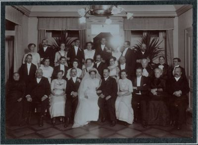 Hochzeitsfoto Selina und Adolf Huber - Kern Weihnachten