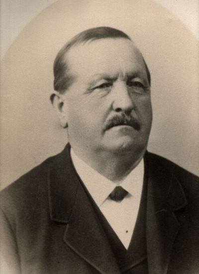 Grossvater Johann Rudolf Bosshard