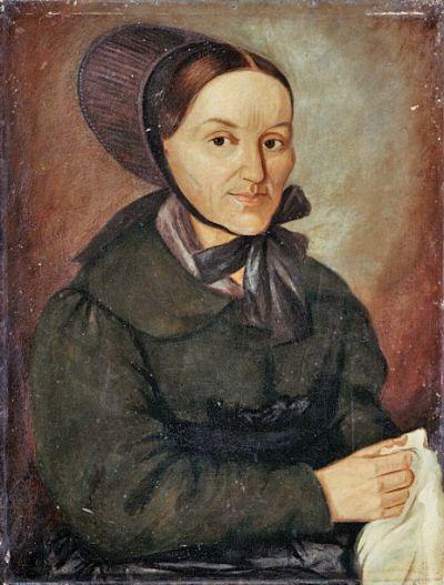 Elisabeth Kägi - Wolfensberger 1788 - 1843