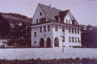 Sekundarschulhaus