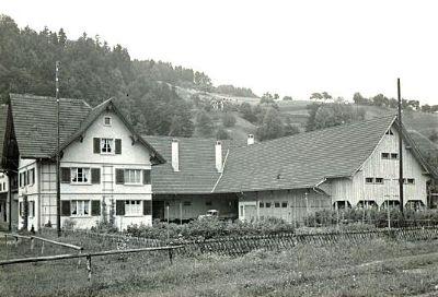 Haustafel: Ehemaliger Landwirtschaftlicher Verein