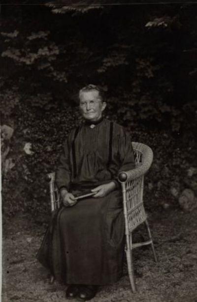 Maria Albertine Koblet, geb. Kägi
