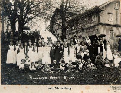 Die Geschichte des Samariterverein Bauma 1899