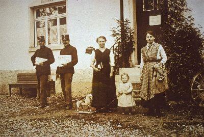 Postbüro Saland