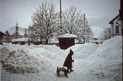 Bahnhofplatz</x> im <x>Winter