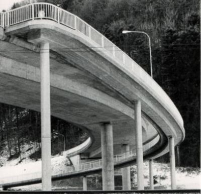 Altlandenberg - Brücke