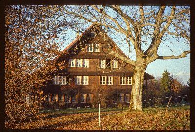 Schindlet, Haus Bodenmann