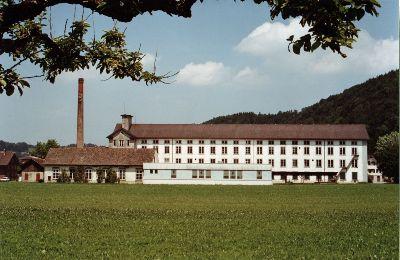 Weberei Grünthal, Juckern, Saland