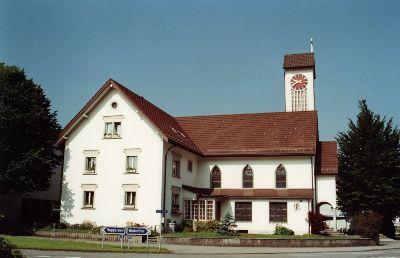 Bauma katholische Kirche