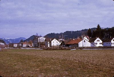 Unterdorf Bauma