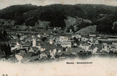 Bauma Generalansicht