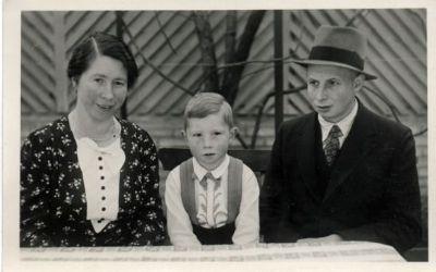 Aufforderung der Gemeinde Bauma, Familienfotos machen zu lassen