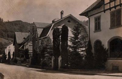 Bauma, Bahnhofstrasse