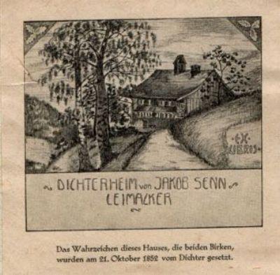 Haus von Jakob Senn