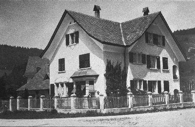 Baugeschäft Müller