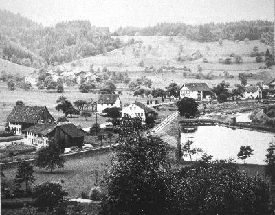 Rittweg, Dillhus
