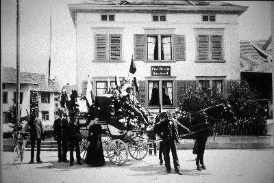 Post Bäretswil