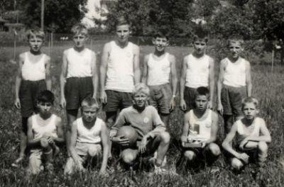 Schülerturnier 1961